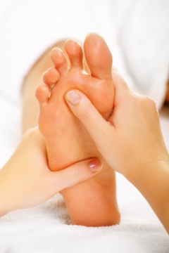reflexology stonehouse